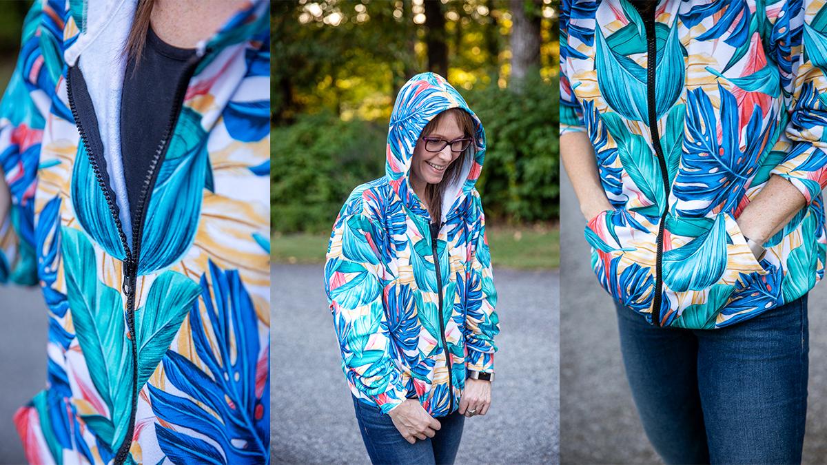 fleece jacket 2