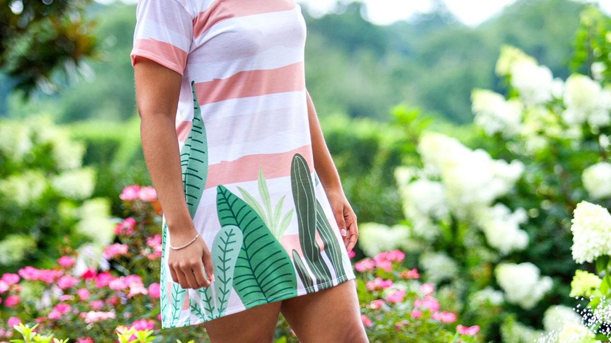 t-shirt-dress 2