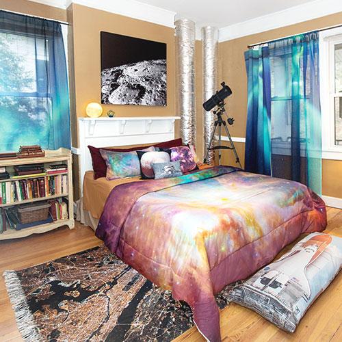 Comforter print on demand all over print 2