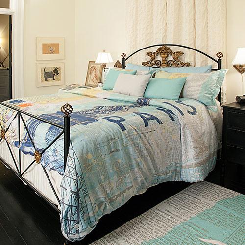 Duvet Cover home decor print on demand 2
