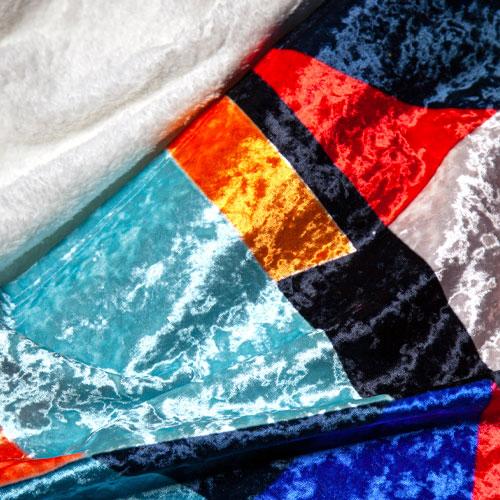 Fleece Blanket print on demand all over print 4