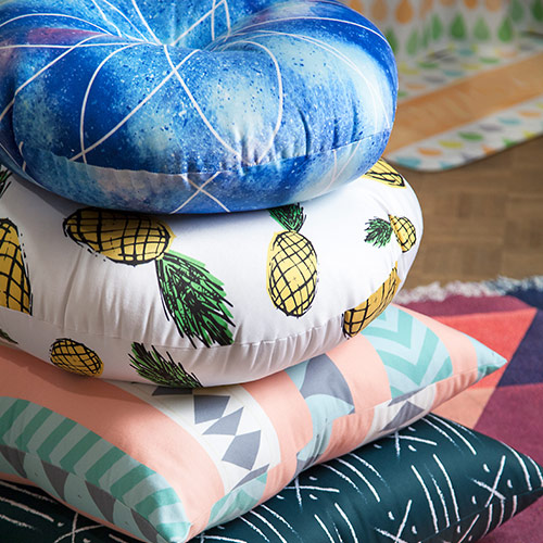 All over print Floor Pillows 1