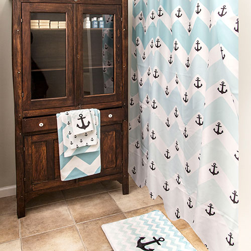 Shower Curtain all over print 2