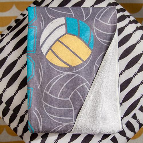 Print-on-demand towel 5