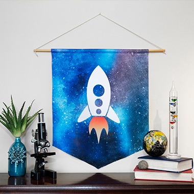 Wall Decor - Pennant print-on-demand