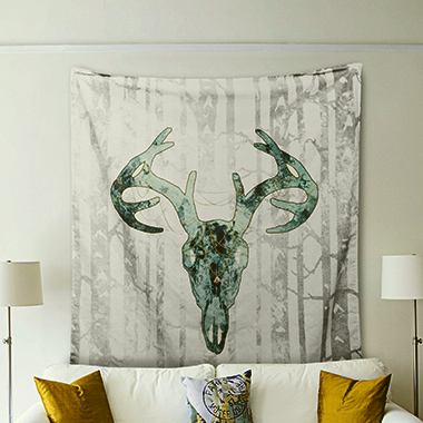 Wall Decor - Tapestry print-on-demand